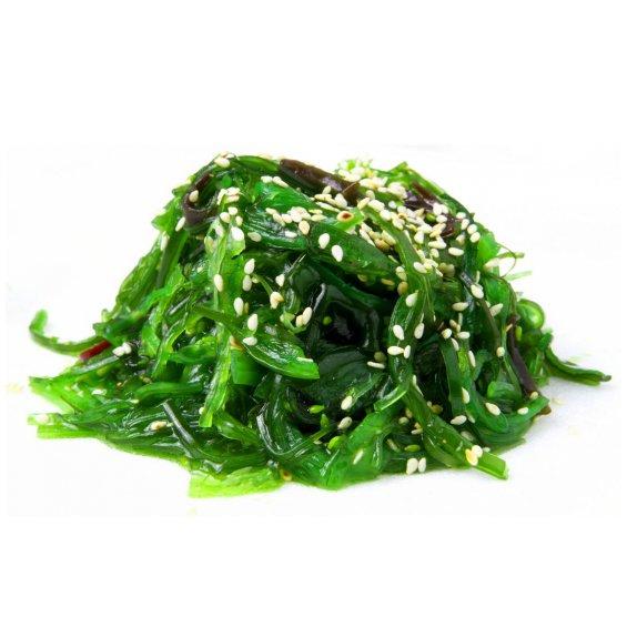 Салат из маринованных водорослей Chuka