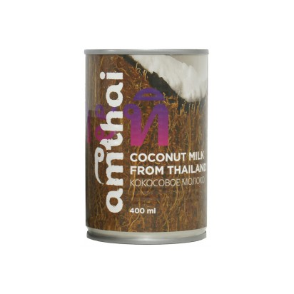Молоко кокосовое ж/б