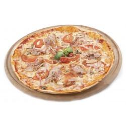 Пицца с беконом