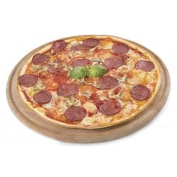 Пицца с салями