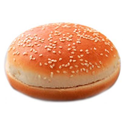 Булочка для гамбургера с кунжутом 125 мм