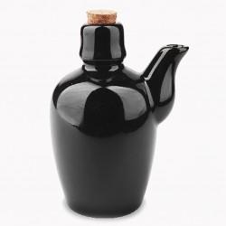 Бутылка для соуса черная