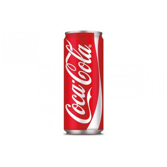 """Напиток """"Coca-cola"""" ж/б"""