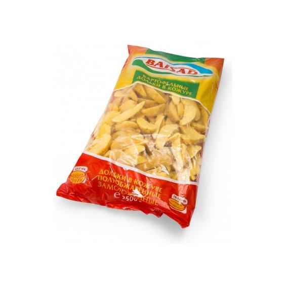 Картофельные дольки в кожуре Baisad