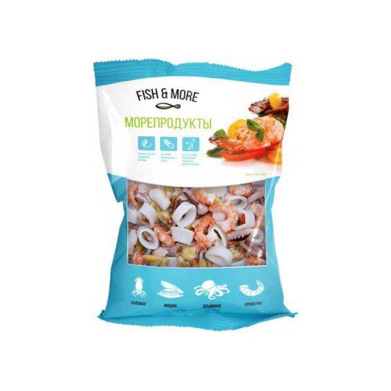 Морской коктейль Fish & More