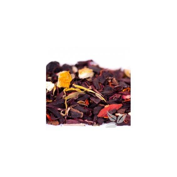 Фруктово-ягодный Годжи-ежевика