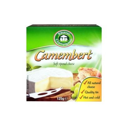 Сыр Камамбер 125 г/уп
