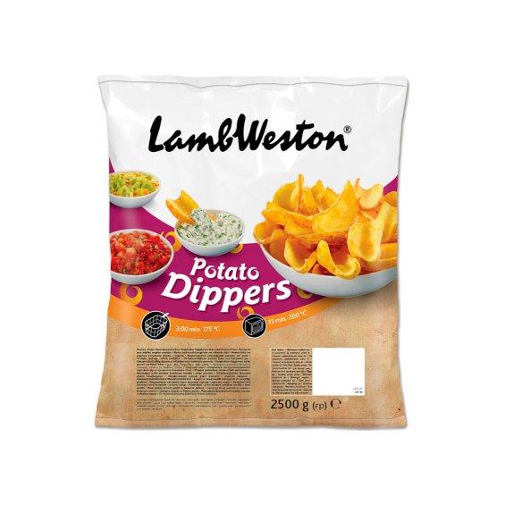 Картофель дипперы Lamb Weston