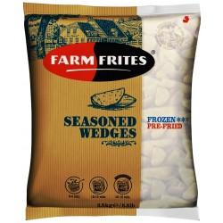 Картофель дольки в кожуре Farm Frites