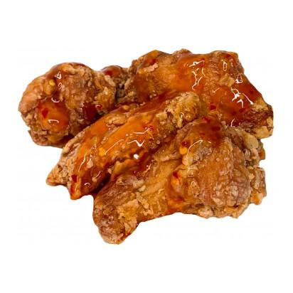 Крылышки фри с тайским соусом