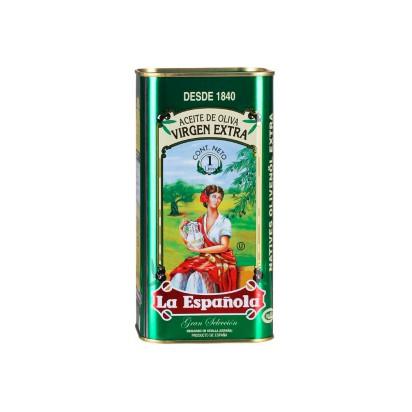 Масло оливковое Extra Vergine ж/б