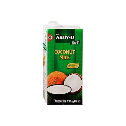 Молоко кокосовое тетр./уп. AROY-D
