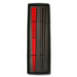 Набор палочек красные+черные пара