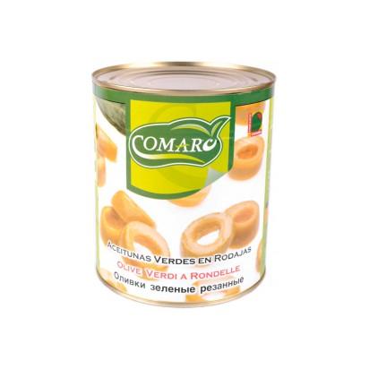 Оливки Comaro маринованые резаные