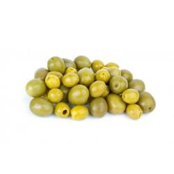 Оливки зеленые 3 кг (без косточки)