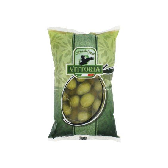 Оливки зеленые 850/500