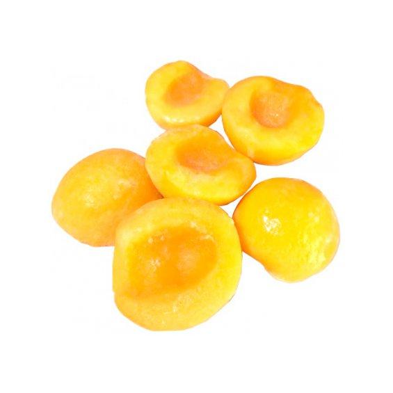 Персик половинки с/м