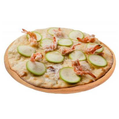 Пицца Креветка Цукини