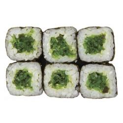 Ролл с салатом Хияши