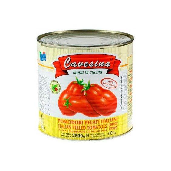 Томаты целые Cavesina в с/с